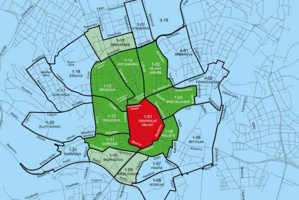 Rezidentni Parkovani V Brne Pravidla Poplatky A Zony 2020
