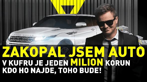 Milion vkufru Kazmova auta