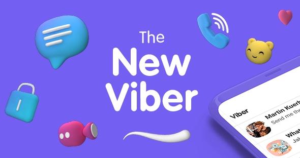 Komunikační aplikace Viber